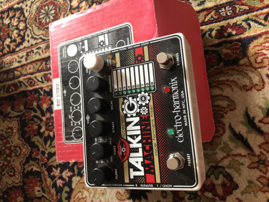Electro Harmonix Talking Machine