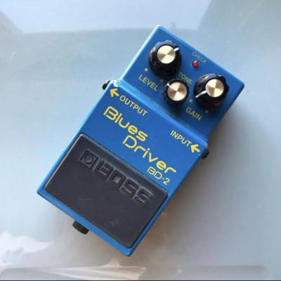 Overdrive Boss BD-2 blues