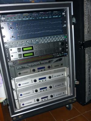 CERWIN VEGA AB36C + CROWN XTI6000