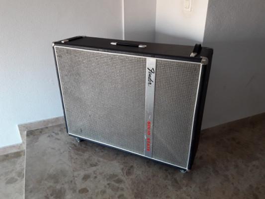 Pantalla Fender Bassman 3X12 con V30