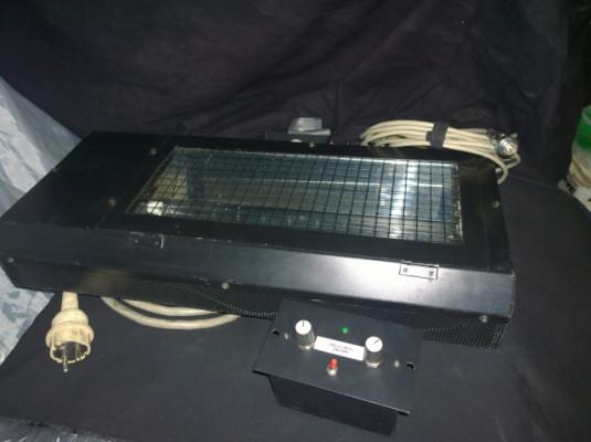 Luz flash estroboscópica 1500W + control remoto