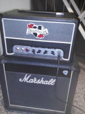 Amplificador cabezal Blackheart Bh5