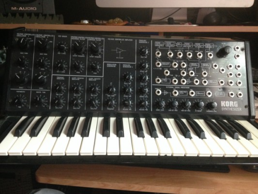 Korg Synthesizer MS20 Original