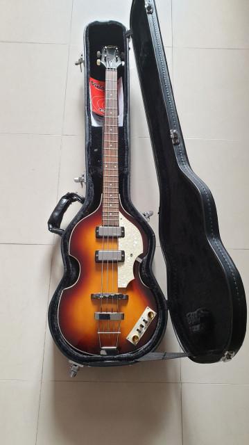 Vendo Bajo violin Vintage