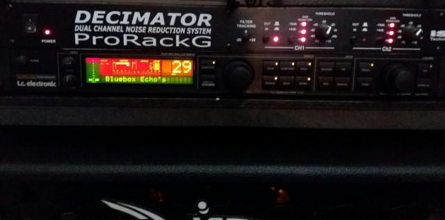 T.C Electronic G Major