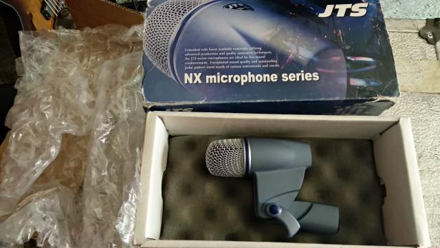 MICROFONO CAJA JTX NX6