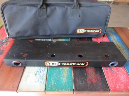 Pedalboard T Rex ToneTrunk Minor Como Nueva