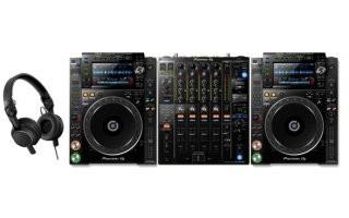 DJM900NX2 + 2 CDJ2000NX2 nuevos
