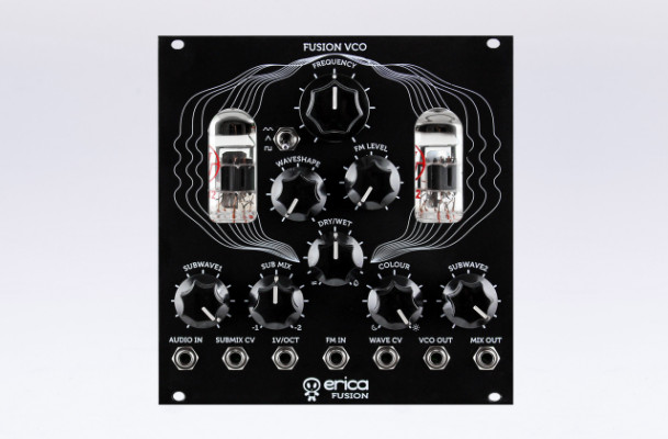 Fusion VCO Erica synths