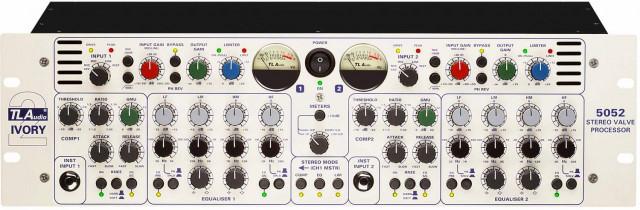 TL Audio 5052 Stereo Valve Processor