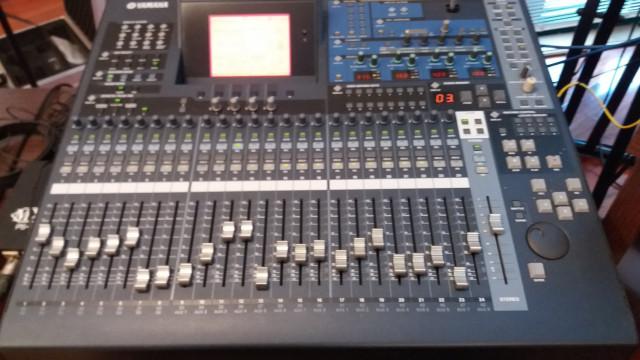 Mesa Yamaha  02r 24/96