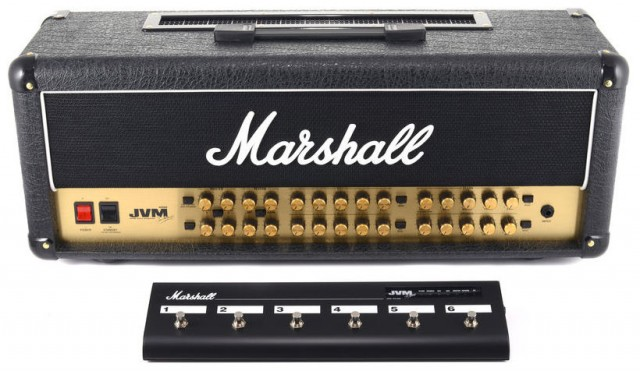 Marshall JVM 410 (regalo flight case) y 150€ caja jcm 900 4x12