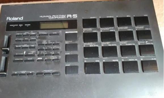 Caja de ritmos Roland R-5 Rhythm Composer