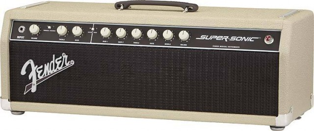Fender supersonic 60w.