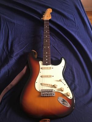 RESERVADA Fender Stratocaster 62 Ri Japan