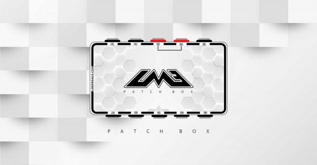 LME PatchBox 5x5 estéreo