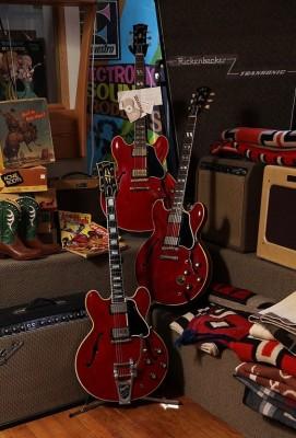 COMPRO GIBSON 335 en Cherry Red