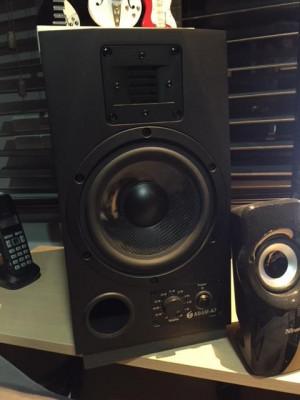 Monitores de estudio ADAM A7 impecables