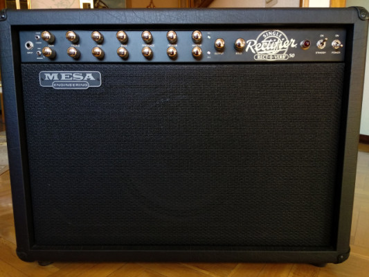 Mesa Boogie - Rect-o-Verb 50, Series 2 (Single Rectifier)