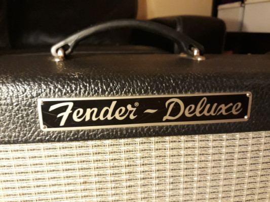 Reservado ¡ Ampli  Fender HOT ROD Deluxe Made IN USA.