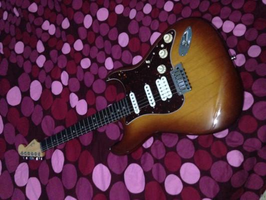 Fender Stratocaster American Deluxe HSS