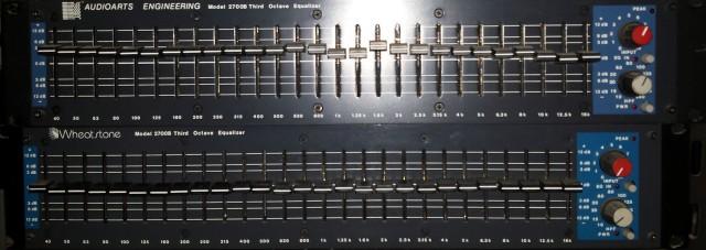 ECUALIZADORES AUDIOARTS (WHEATSTONE) - 2700B