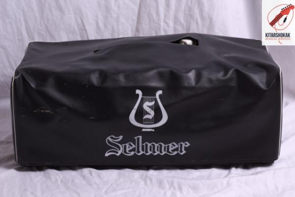 SELMER TREBLE AND BASS MKIII VINTAGE 60´S PREOWNED + MULLARD/BRIMAR NOS TUBES