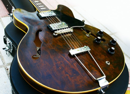Gibson ES 335 TD del 71