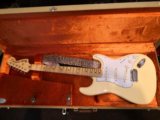 CAMBIO/VENDO Fender Stratocaster YJM Upgrade(Yngwie Malmsteen)USA