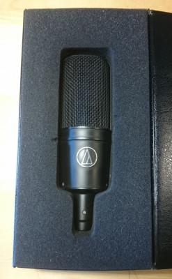 Micrófono de condensador AudioTechnica AT4033a