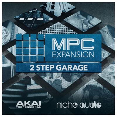 Akai 2 Step Garage para MPC