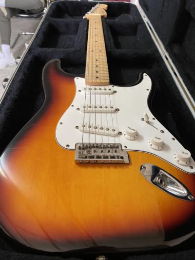 Fender Stratocaster Mx