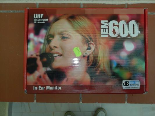 Escucha inalámbrica para monitoreo