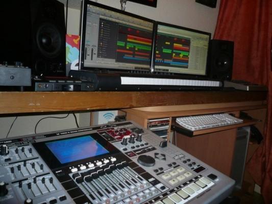 Clases de producción de música electrónica