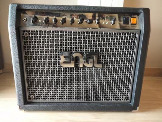 ENGL Screamer 50+pedalera Z5
