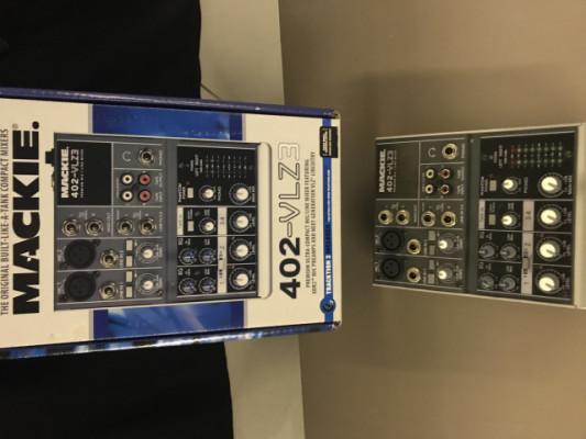 Mixer Mackie 402 VLZ 3