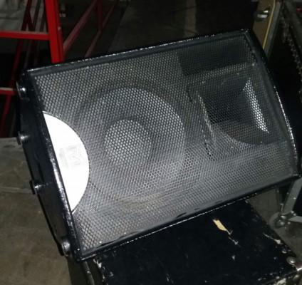 altavoz martin audio f12 back line