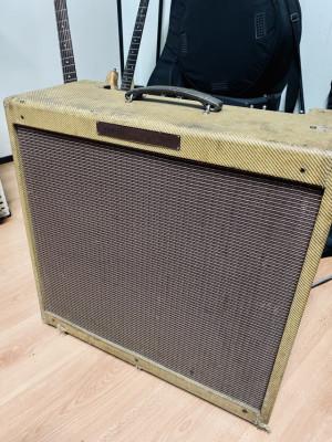 Fender Bassman USA ´59 reissue - Master volume (noventas)
