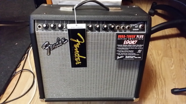 Fender Princeton 65 DSP - Made in Mexico