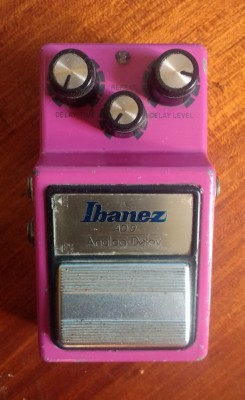 Ibanez Analog Delay AD9 - 1982