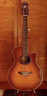Guitarra 12 cuerdas YAMAHA APX 5 12A