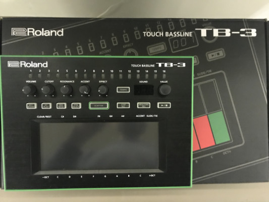 Roland Aira TB-3 Touch Basseline