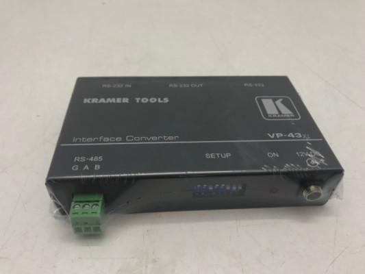 Kramer VP43XL/7508/VP23-C/VP-88ETH/VP-727