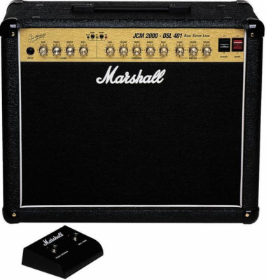 Combo Marshall JCM 2000 DSL 401