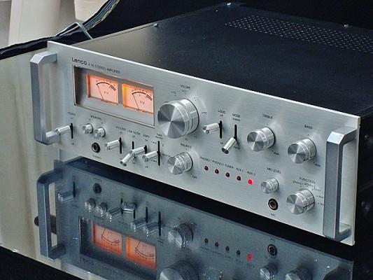 amplificador LENCO A50-pioneer-technics-sansui-denon-Luxman-onkyo