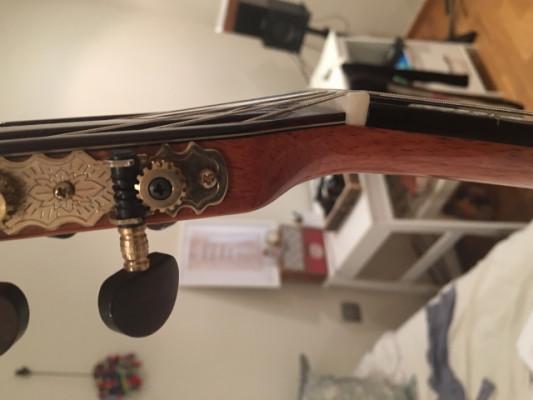 Vendo guitarra española Raimundo bossa 2