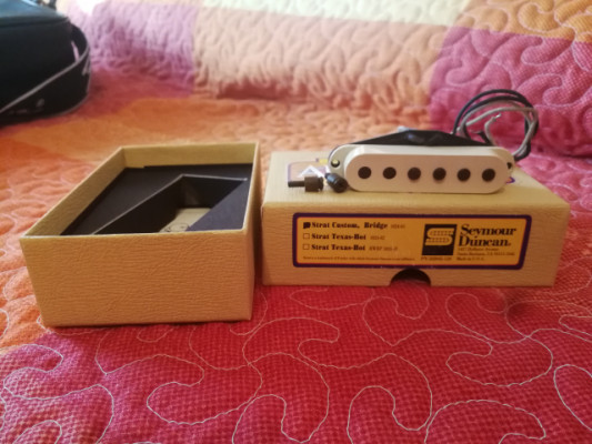 Seymour Duncan Antiquity Texas Hot for Strat