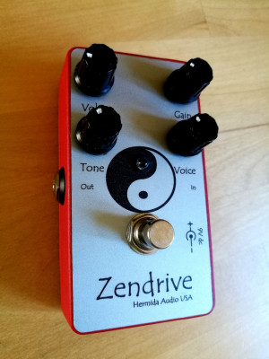 Zendrive Red