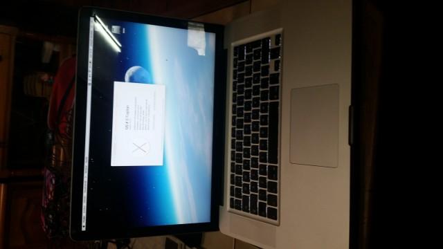 "Macbook Pro I7  15"""