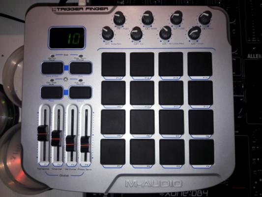 M-Audio Trigger Finger (sólo me queda 1!)